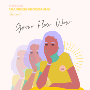 9 weeks Trainingsprogramma Grow Flow Wow